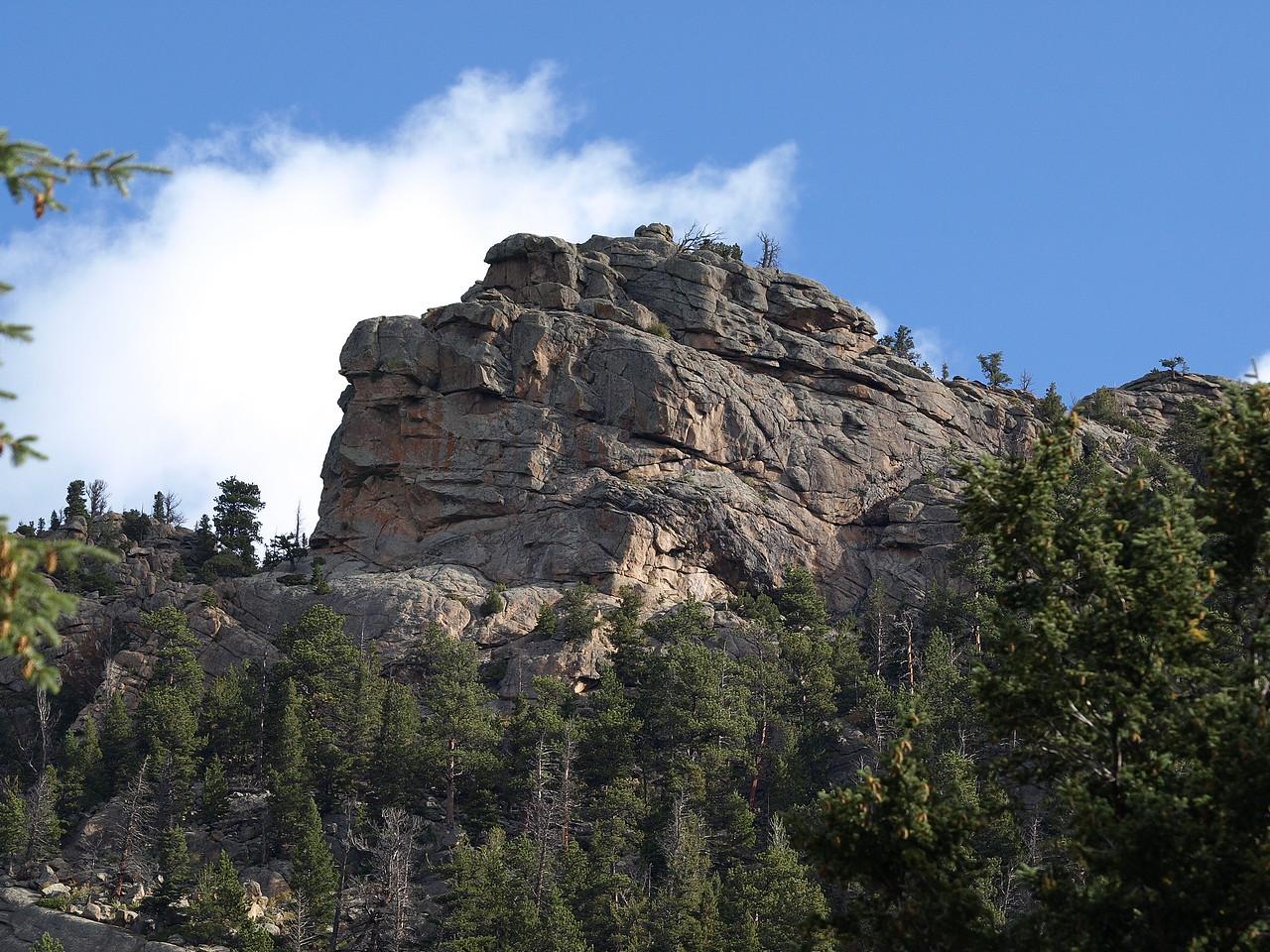Near McGregor mountain outside of Estes Park, CO.
