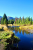 Colorado Landscape scene, photo by Penelope Foo