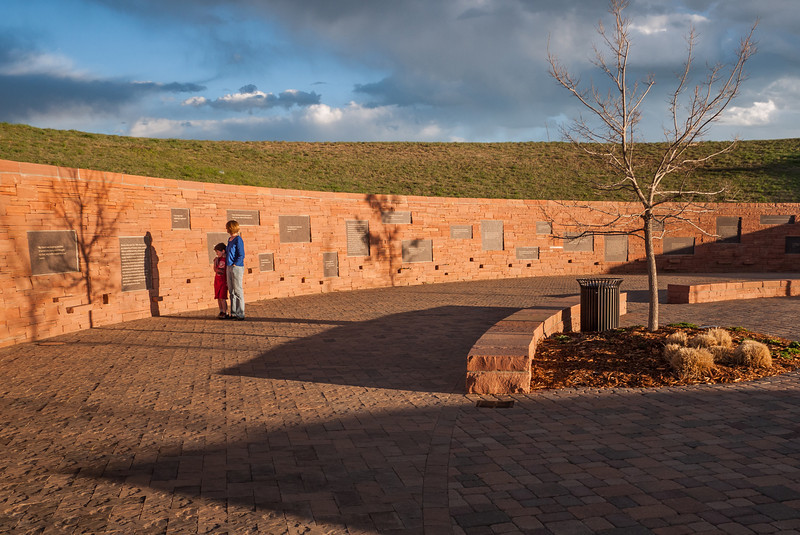 Wall of Healing, Columbine Memorial