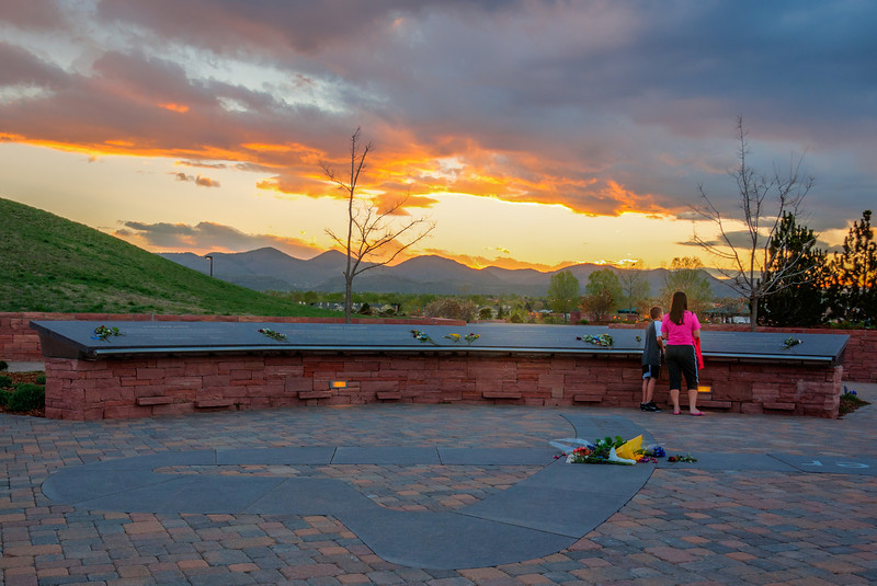 Ring of Remembrance, Columbine Memorial