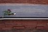 Memorial plaque for Kyle Albert Velasquez, Columbine Memorial