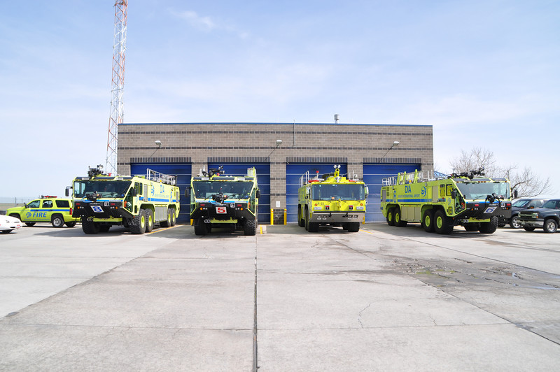 ARFF Station 3 East Field<br /> Home to:<br /> Red 5 aka Red Leader<br /> Red 6<br /> Red 8<br /> Reserve Red ex Red 8
