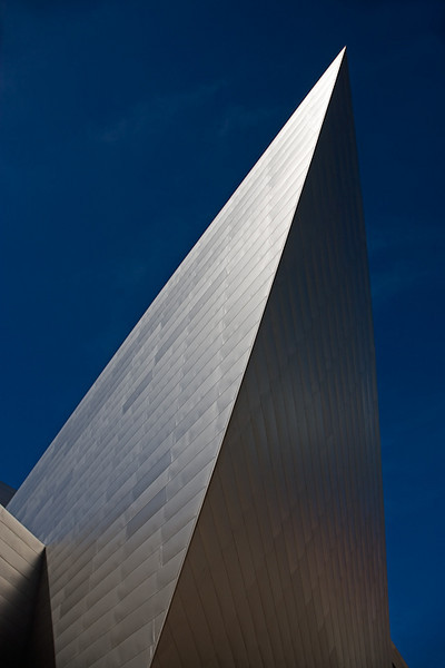 Denver Art Museum - Frederic C. Hamilton Building Daniel Libeskind architect