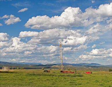 Fruitland Coalbed Methane Workover Rig, Florida Mesa