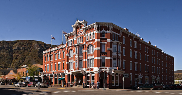 Strater Hotel, Durango