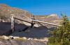 A coal mine in the mountains near Somerset, Colorado, USA, America.