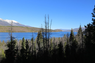 Dillon Reservoir, from Swan Mountain Rd.
