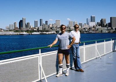 Nice shorts!  Nice socks!