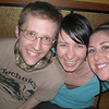 Tarka, Devin, and Galen at Sushi Zanmai