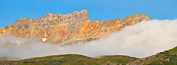 Ice Lakes Basin - Clearing Storm
