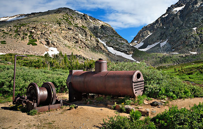 4th of July Mine boiler