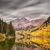 Maroon Bells; Aspen, CO