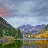 Maroon Bells; Aspen, CO