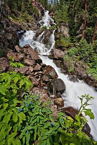 Waterfall on Geneva Lake Trail