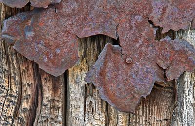 Boston Mine patchwork