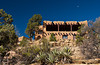 An adobe structure in Mesa Verde National Park, Colorado, USA, America.