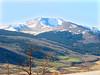 Mount Silverheels, Colorado, from Hwy 285