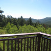 views from deck