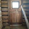 Inside of front door. Mudroom/entryway