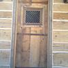 Exterior of front door