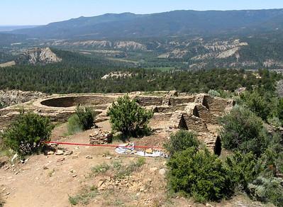 2009 07 ~ New Mexico / Colorado 4 ~ Chimney Rock