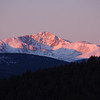 Jan 3, 2012 morning --James Peak