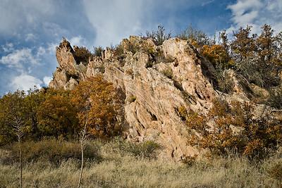 Lyons Formation Hogback, Permian