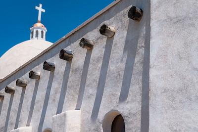 usa, colorado, san luis, architecture, church, capilla de todos Los santos, shrine of the stations of the cross