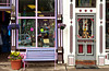 Street scenes, signs, Victorian architecture,  shop fronts, and historic buildings in Silverton, Colorado, USA, America.