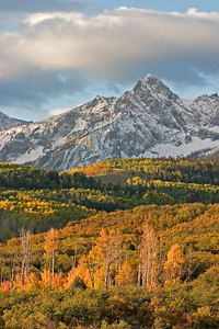 Sneffels Wilderness, Fall, Dallas Divide, San Juan Mtns.
