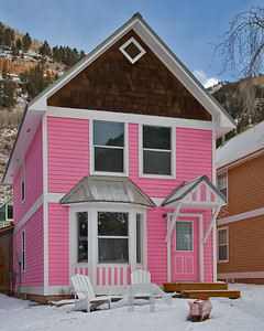 In the Pink - Telluride