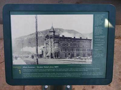 Strater Hotel circa 1891.