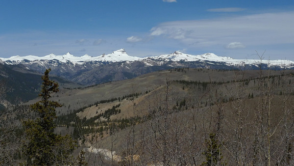 Uncompahgre Peak - Memorial Day 2011