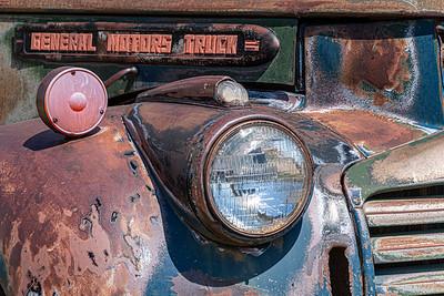 usa; victor; colorado; transportation; trucks; general motors truck; rust