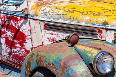 usa; victor; colorado; transportation; trucks; tow truck; doors; signs