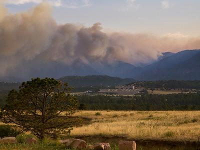 Waldo Canyon Fire - Colorado Springs