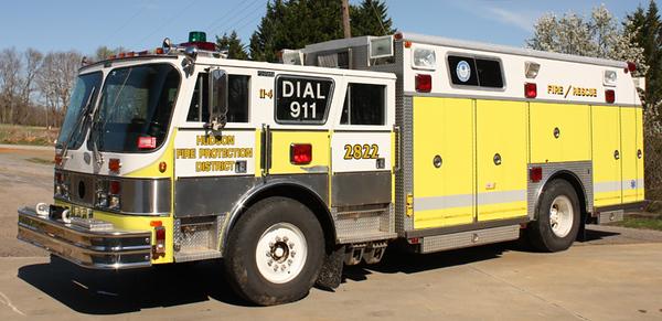 """Former Rescue 2822"""