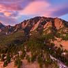 Green Mountain Dawn
