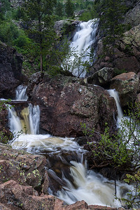 Upper Fish Creek Falls