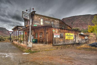 Bedrock, Colorado, USA