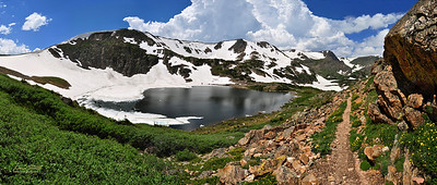 Kings Lake Panorama 2011, CO sig