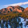 Bear Peak Sunrise
