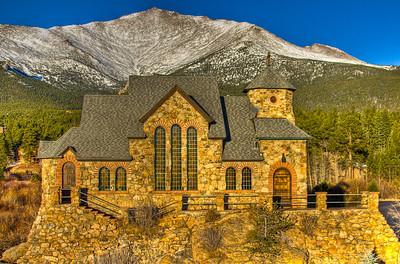 St Malo Retreat Center, Allenspark, Colorado, USA