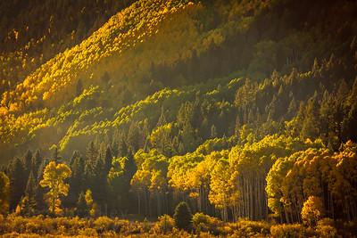 Telluride in Autumn