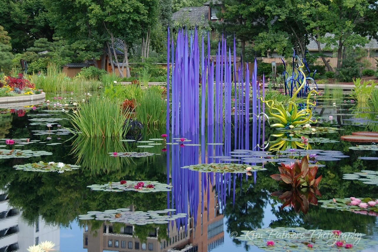 Denver Botanic Gardens<br /> Chihuly