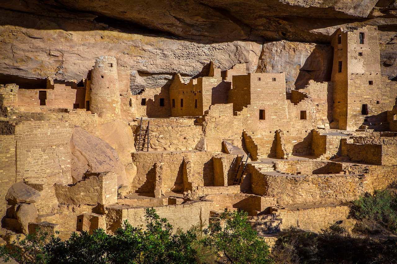 """Cliff Palace Anasazi Indian Ruins #3"""