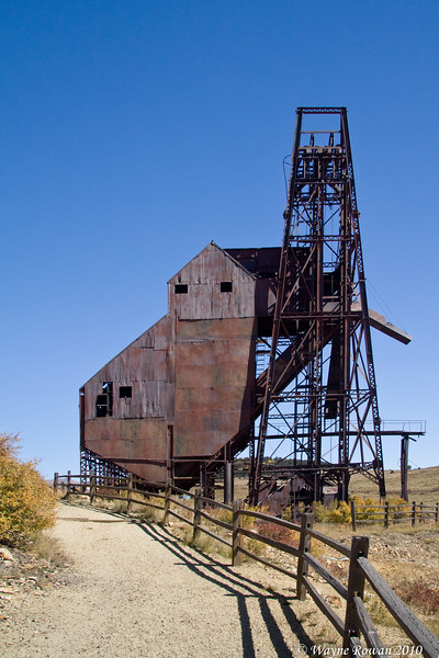 Theresa Mine Shaft