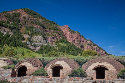 Redstone Coke Ovens, Redstone, Colorado