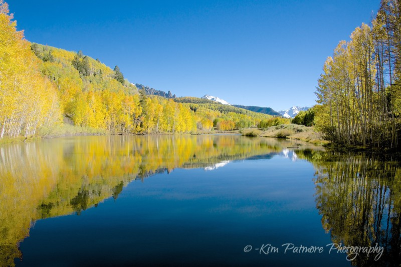Reflections, Near Telluride, Colorado