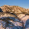 Green Mountain Sunrise Aerial